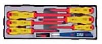 Набор диэлектрических отверток (7пр)