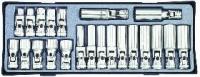 Набор головок с карданом (22пр)