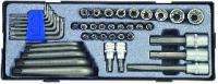 Набор инструмента Torx (41пр)