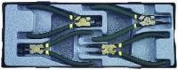 Набор съемников стопорных колец (4пр)