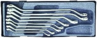 Набор накидных ключей 45 ММ(8пр)