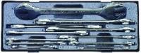 Набор рожковых ключей (11пр)
