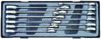 Набор трещоточных ключей (12пр)