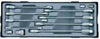 Набор трещоточных ключей SAE(12пр)