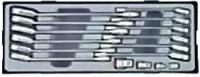 Набор трещоточных ключей реверсивных (16пр)