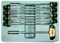 Набор 6-гр. Т-образ. торцевых ключей (9пр)