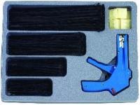 Набор хомутов с клещами для стяжки (411пр)