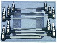 Набор 6-гранных ключей с шаром (10пр)