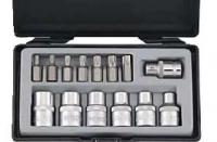 Набор инструмента Torx (14пр)