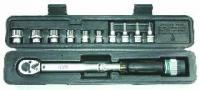 Ключ диномометрический со сменными насадками (11пр)
