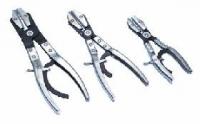 Набор плоскогубцев для зажима шлангов (3пр)