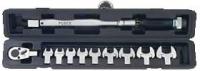Ключ динамометрический со сменными гаечными насадками (11пр)