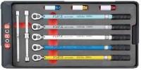 Набор динамометрических ключей для шиномонтажа (9пр)