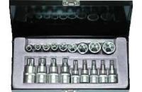 Набор инструмента Torx (18 пр)
