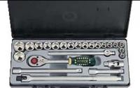 Набор инструмента SAE (22пр)