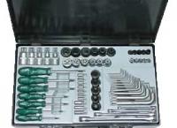 Набор инструмента Torx (64пр)