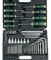 Набор инструмента Torx (73пр)