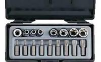 Набор инструмента Torx (17пр)