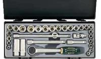 Набор инструмента ММ,SAE (32 пр)
