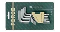 Набор 6-гранных ключей (10пр)