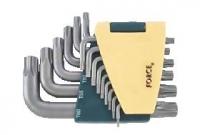 Набор ключей Torx с отверстием (15пр)