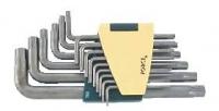 Набор ключей Torx с отв. длинных (15пр)