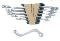 Набор ключей накидных S-образных (6пр)