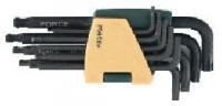 Набор ключей Torx (с шаром) длинных (9пр)